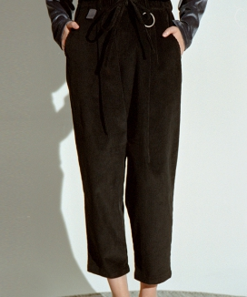 [A NOTHING] CORDUROY VINTAGE BALLOON-FIT PANTS