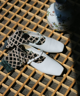 [SINOON] Jane flat shoes