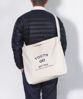 [BUTDEEP] YOUTH 2WAY BAG