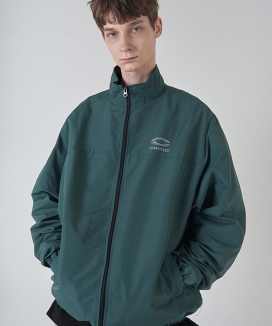 [CRITIC] LOGO TRACK JACKET