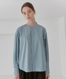 [CURRENT] Round Blouse