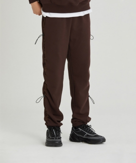 [motivestreet] STRING LINE TRAINING SET JOGGER PANTS