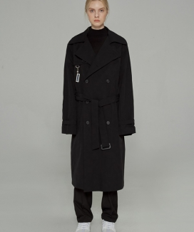 [TRIP LE SENS] OVER LONG TRENCH COAT