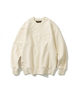 [Uniform Bridge] watch pocket sweatshirts