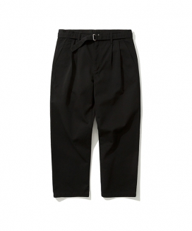 [Uniform Bridge] crop chino pants