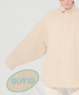 [MISTERCHILD] BOY:D OVERFIT SHIRTS