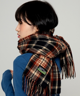 [RUNNING HIGH] 19FW CHECK MUFFLER
