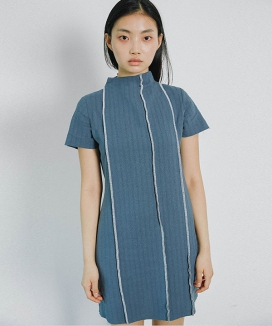 [RA VIDE] COTTON LINED DRESS