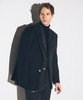 [suare] WOOL NATURE JACKET