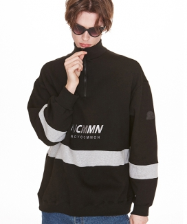 [NOYCOMMON] NCMMN ZIP UP SWEATSHIRT