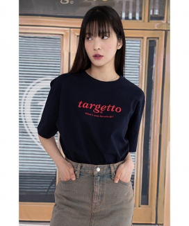 [TARGETTO] NEO LOGO TEE SHIRT / ネオロゴティーシャツ