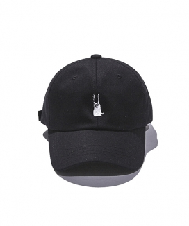 [BSRABBIT] GR OPEN ZIPPER CAP / GRオープンジッパーキャップ