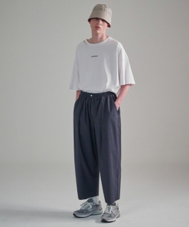 [TRUNK PROJECT] Ver 2. Ripped Hole T-Shirts(Cotton) / リップドホール コットンティーシャツ Ver.2