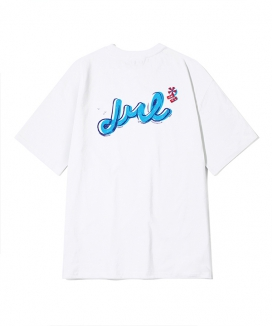 [Diamond Layla] Layla blind for love DML Pool Short - Sleeve T37 / DMLプールショートスリーブティーシャツT37