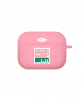 [NCOVER] Serenity stamp(airpods pro jelly) / セレニティスタンプ(AirPodsProソフトケース)
