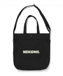 [NEIKIDNIS] BOLD LOGO 2WAY BAG / ボールドロゴ2WAYバッグ