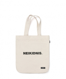 [NEIKIDNIS] BOLD LOGO ECO BAG / ボールドロゴ エコバッグ