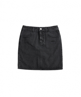 [CHUCK] CHUCK DENIM MINI SKIRT / デニムミニスカート
