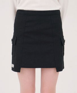 [MAINBOOTH] Bridge Skirt / ブリッジスカート