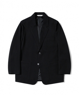[Diamond Layla] Layla blind for love Logo Button Semi Over Fit Blazer J11 / ロゴボタン セミオーバーフィットブレザー