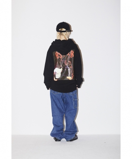 [BSRABBIT] BSRB WELCOME DRY HOODIE / BSRBウェルカムドライフーディ