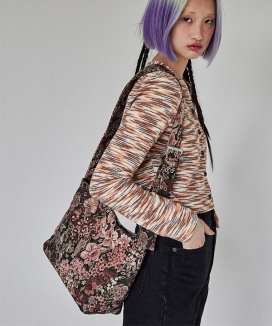 [FUN FROM FUN] Jacquard Bag / ジャカードバッグ