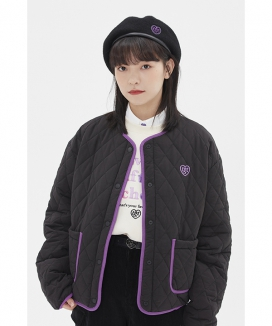 [TARGETTO] COLORATION QUILTING JACKET / コロレイション キルティングジャケット