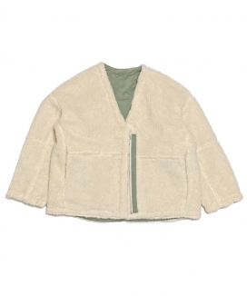 [PIGMILLION] リバーシブルウォームジャケット / PIGMILLION REVERSIBLE WARM JACKET
