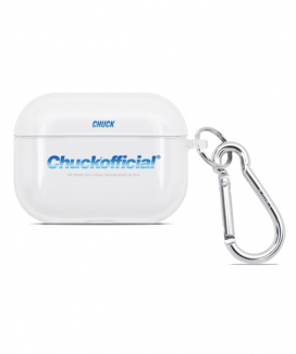 [CHUCK] CHUCKOFFICIALグラデーション AirPodsPROクリアケース / CHUCKOFFICIAL GRADATION AIRPODS PRO CLEAR CASE