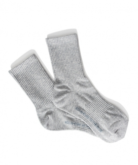 [PERFECTCORNER] ASK&GO TO THE BLUE ベーシックソックス(NO FILE) / PERFECT CORNER ASK AND GO TO THE BLUE BASIC SOCKS(NO FILE)
