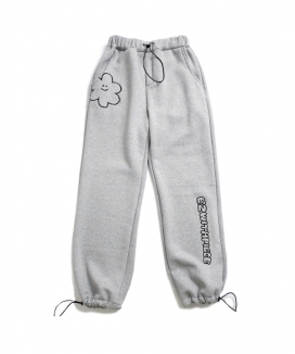 [PIECEMAKER] デイジー スウェットパンツ[EZwithPIECE] / [EZwithPIECE] DAISY SWEAT PANTS
