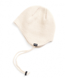 [PIECEMAKER] カシミア イヤーフラップビーニー / CASHMERE EAR FLAP BEANIE