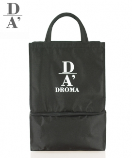 [DROMA] セイ2デック ランチピクニックバッグ / Droma Saybag Daily 2-Deck Lunch Picnic Bag