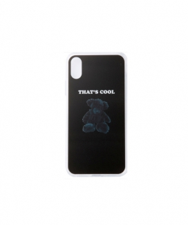 [13month] クールテディiphoneケース / COOL TEDDY PHONE CASE
