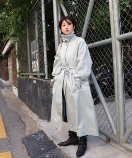 [PLZPROJECT] オーバートレンチコート / [PLZPROJECT] over trench coat