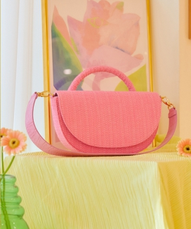 [Le Forong] カラーバッグ / Color Bag