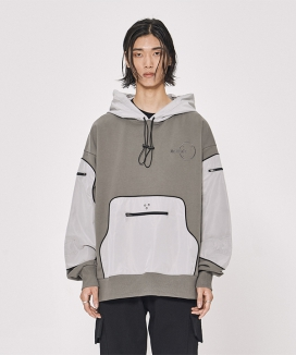 [DENAGE] Day Off フーディ / Day Off Hoodie