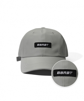 [BSRABBIT] シャイニーワッペンキャップ / SHINY WAPPEN CAP