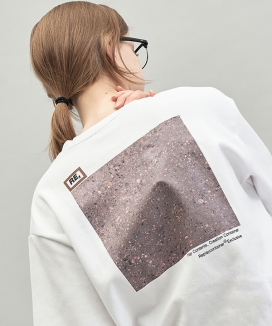 [replaycontainer] REスクエアキャンペーン ハーフティーシャツ / RE square campaign half tee