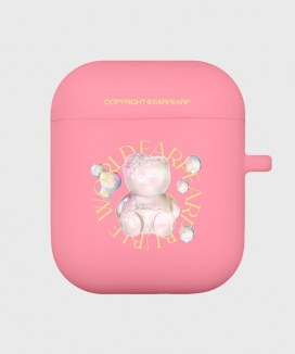 [EARPEARP] コビーバブルワールド(airpods / pro ソフトケース) / COVY BUBBLE WORLD(airpods / pro jelly case)