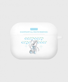 [EARPEARP] クリスタルメリー(airpods / pro ソフトケース) / CRYSTAL MERRY(airpods / pro jelly case)