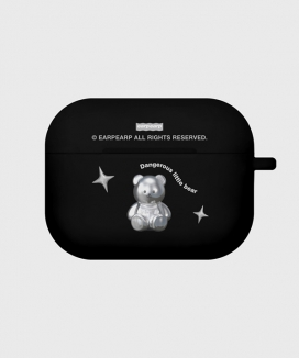 [EARPEARP] スチールコビー(airpods / pro ソフトケース) / STEEL COVY(airpods / pro jelly case)