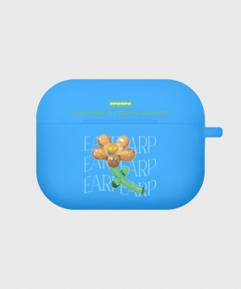 [EARPEARP] ジェリーフラワー(airpods / pro ソフトケース) / JELLY FLOWER(airpods / pro jelly case)
