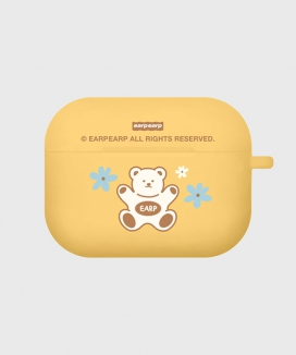 [EARPEARP] フラワーBABA(airpods / pro ソフトケース) / FLOWER BABA(airpods / pro jelly case)